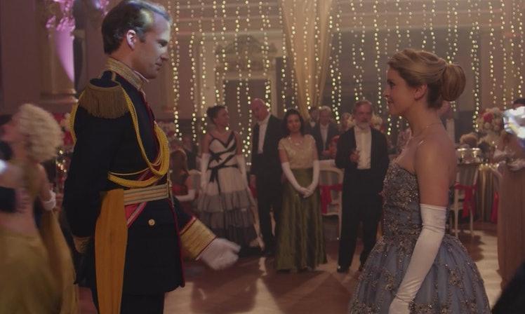 Netflix's 'A Christmas Prince' Tweet Has The Internet Screaming