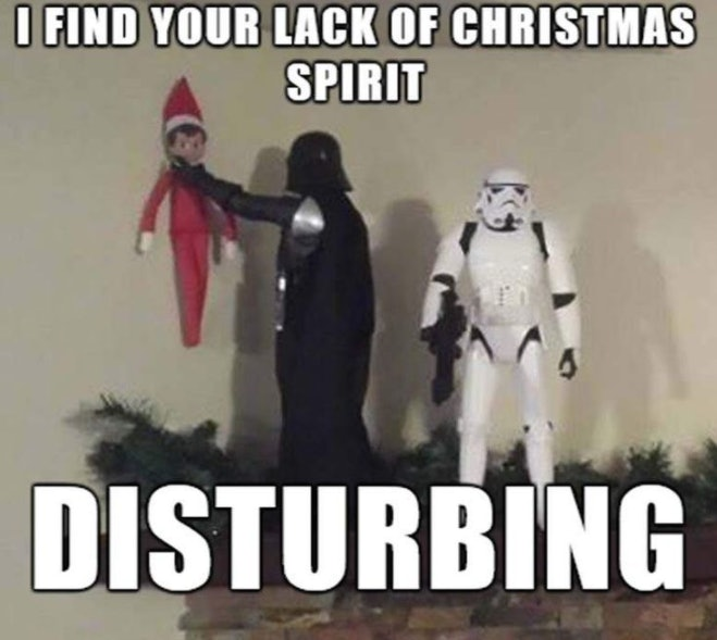 Merry Christmas Memes.20 Funny Christmas 2017 Memes To Get You Into The Holly