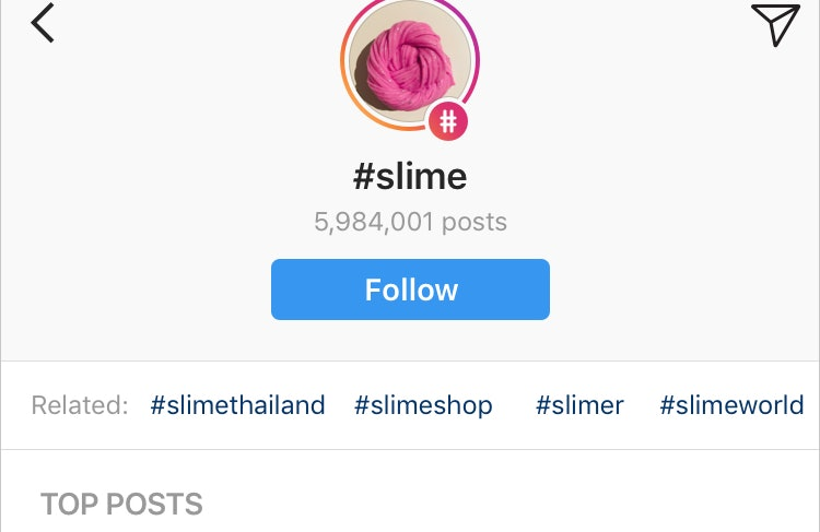 Instagram Now Lets You Follow Hashtags