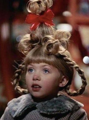 How The Grinch Stole Christmas Cindy Lou Dad.Cindy Lou Who From How The Grinch Stole Christmas Then Vs
