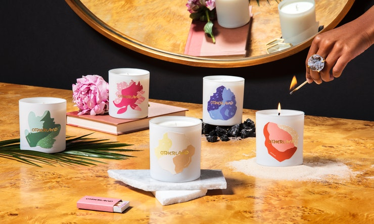 Otherland is the new millennial candle brand that wants to for Most popular candles 2017