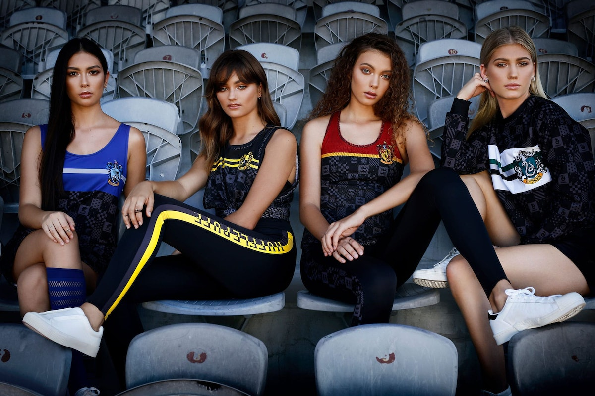 These New Harry Potter Workout Clothes Will Up Your Quidditch Game