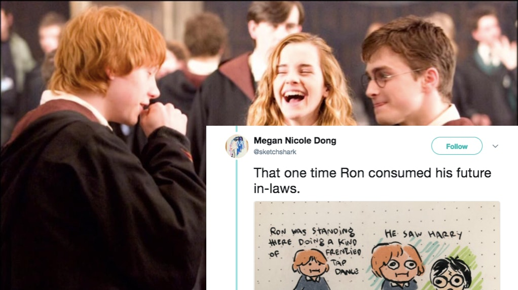 This AI-written Harry Potter-fanfiction is a masterpiece