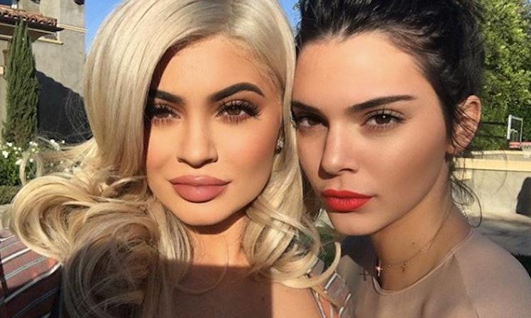 Kylie Jenner And Kendall Jenner Instagram