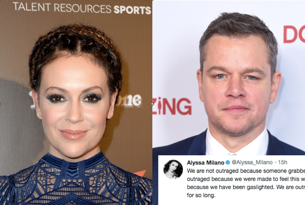 Minnie Driver Slams Matt Damon Over Sexual Misconduct Comments: 'SERIOUSLY?'