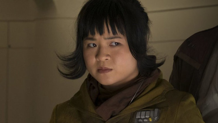 """Rose In 'The Last Jedi' Is A Major Step For Asian Americans Moving Away From """"The Other"""""""