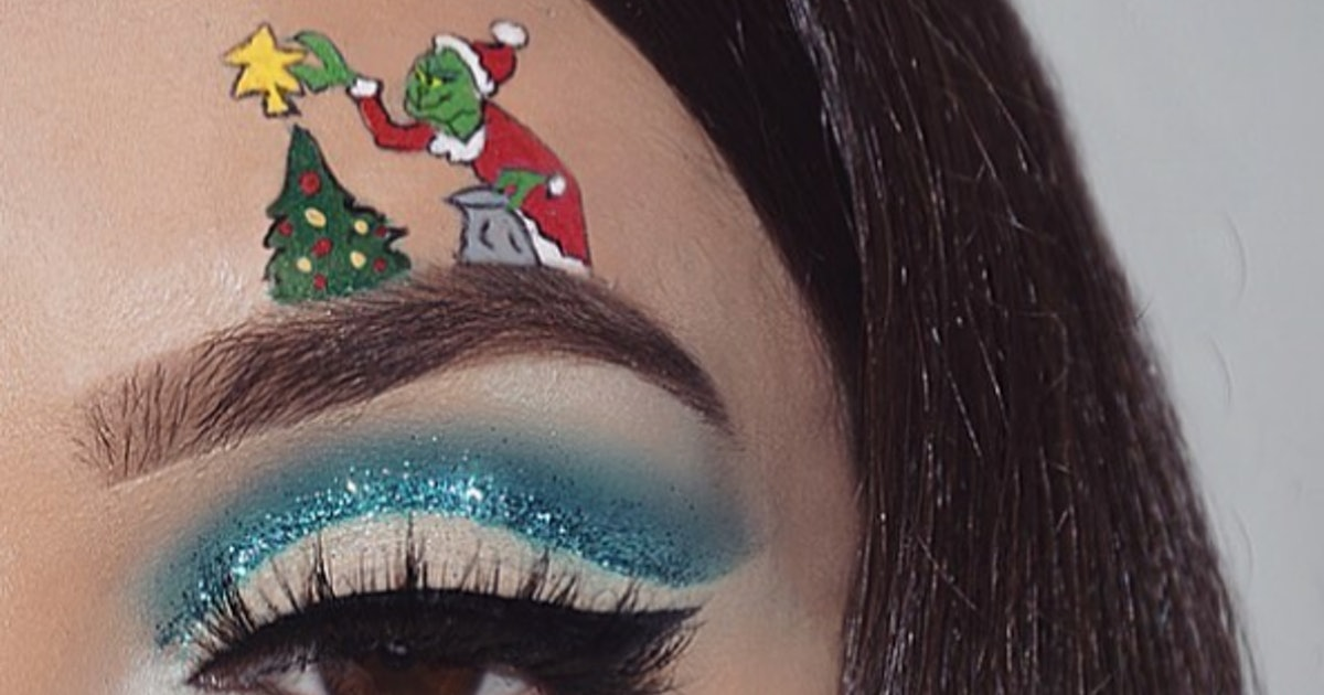 9 Grinch Makeup Looks That Will Help You Quot Sleigh Quot The Holiday