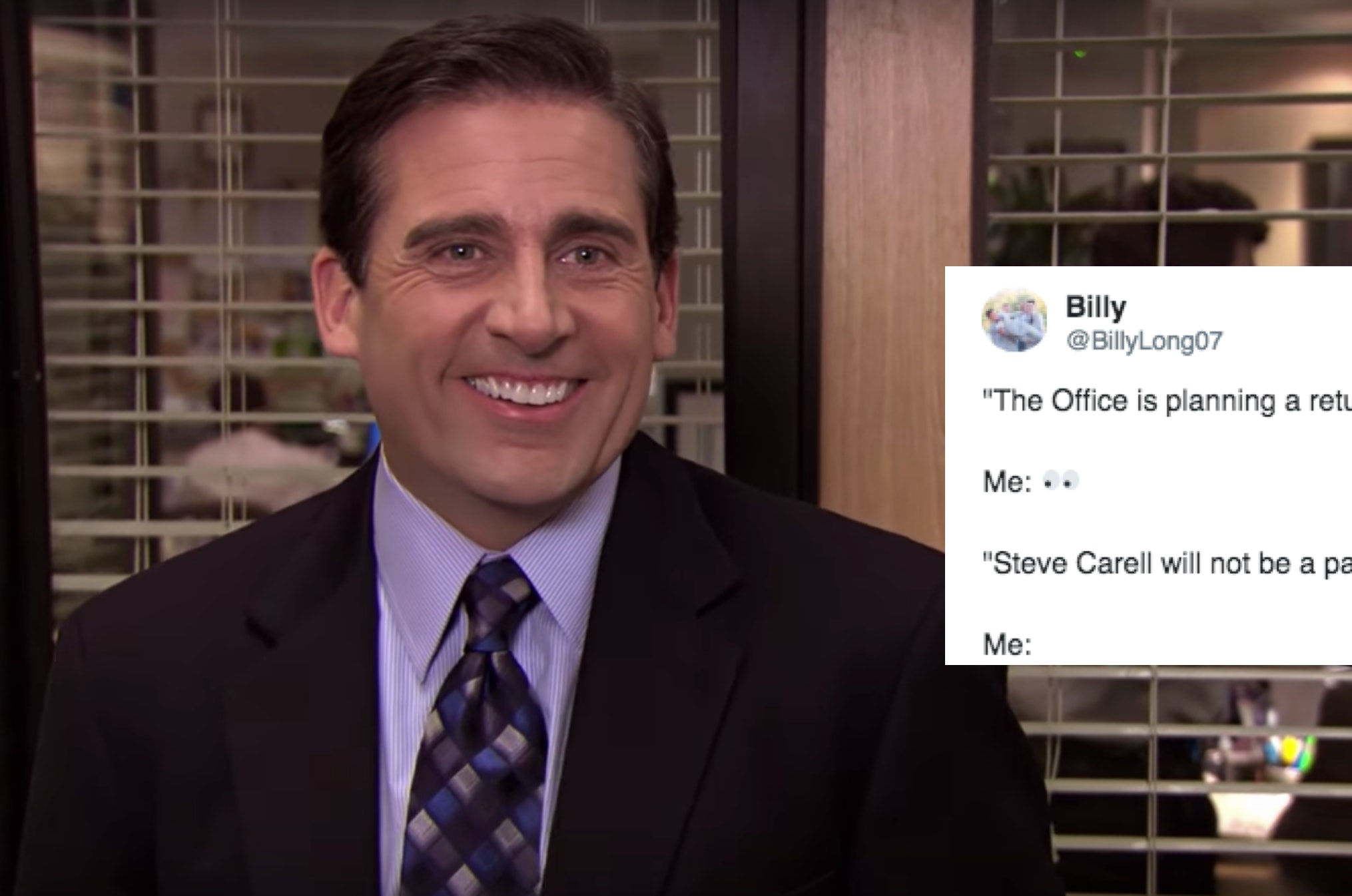 The Office Revival Being Considered at NBC