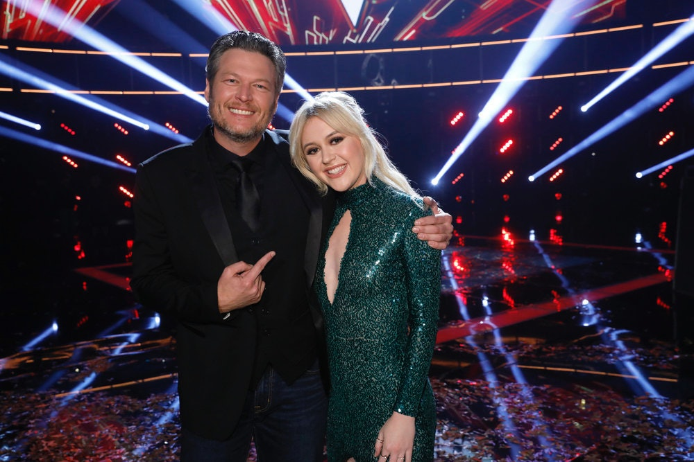 And 'The Voice' Season 13 victor is …