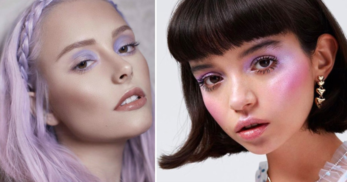 Color Trending Pink: The 2018 Color Trend Is Lavender & It'll Be Even More