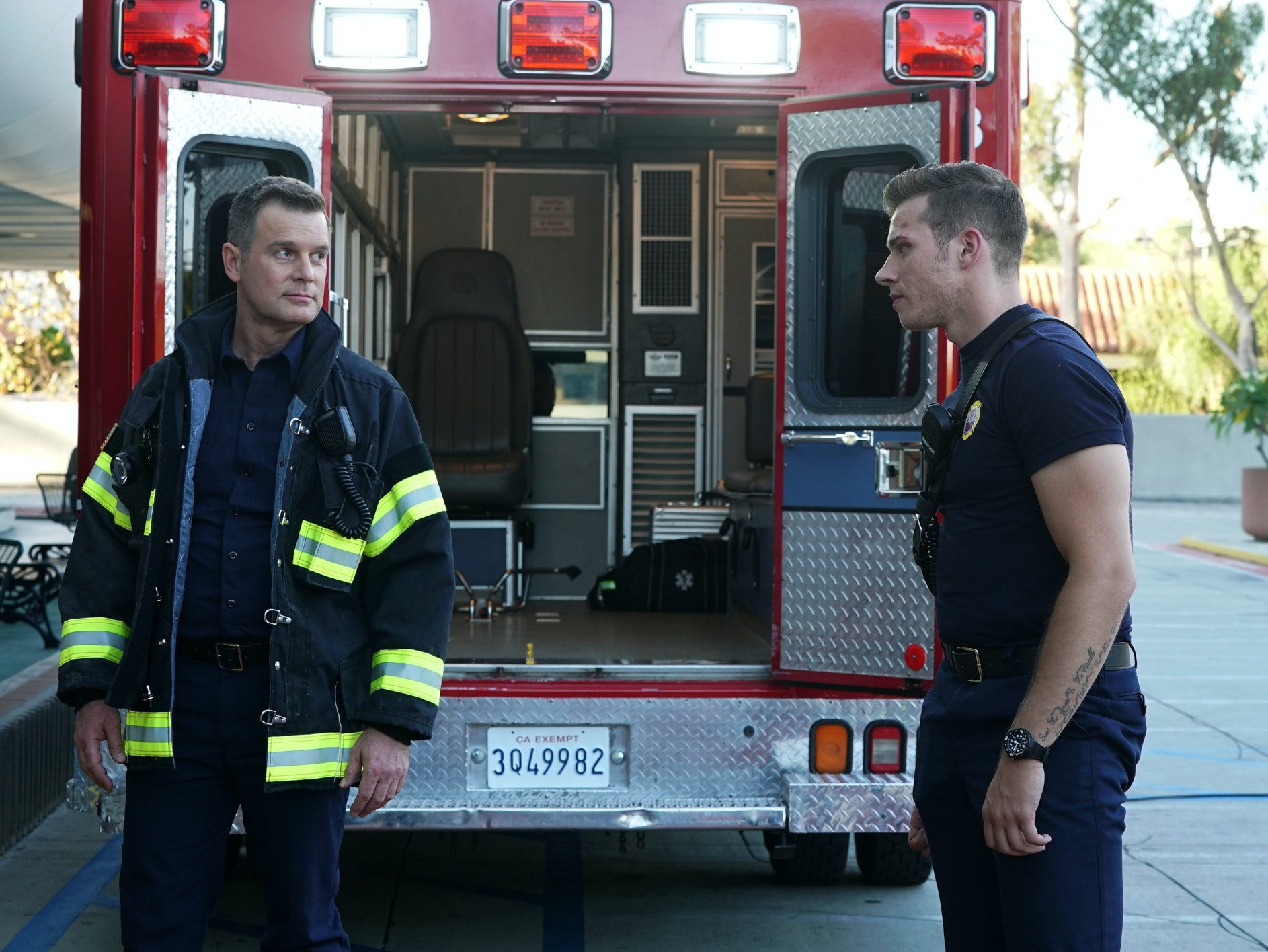 Are The Stories On '9-1-1' Real? The FOX Series Used These Crazy