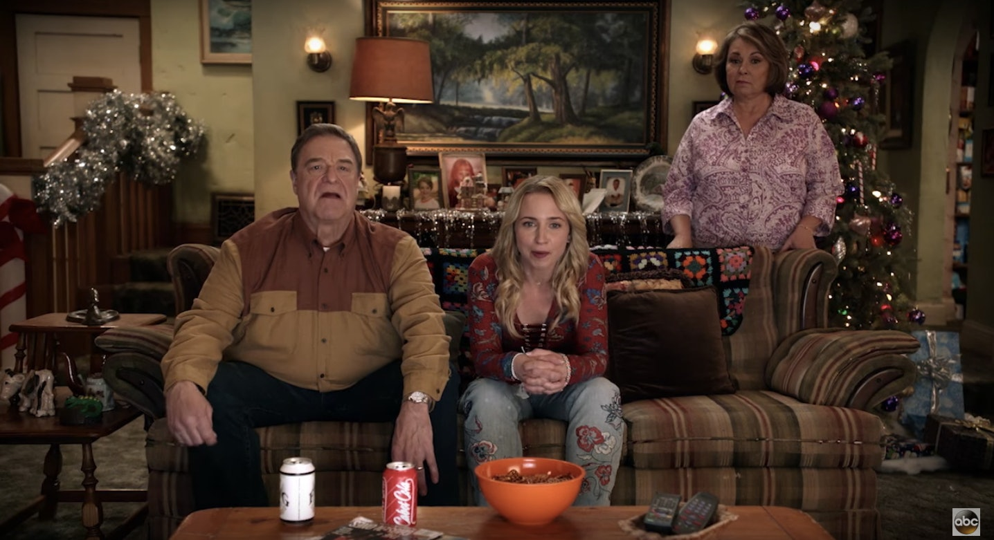'Roseanne' reboot trailer pokes fun at Dan's death
