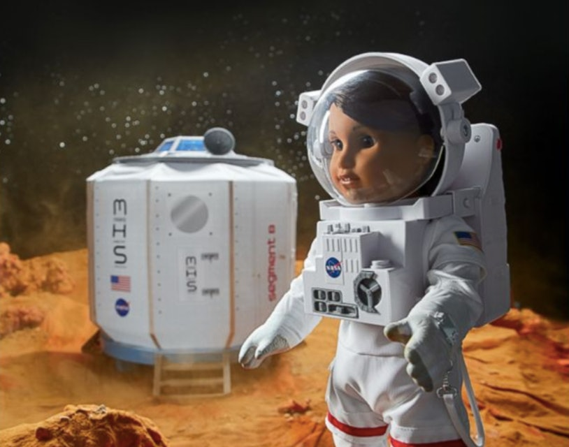 NASA American Girl Doll Hits Stores Jan. 1 - And Mars When?