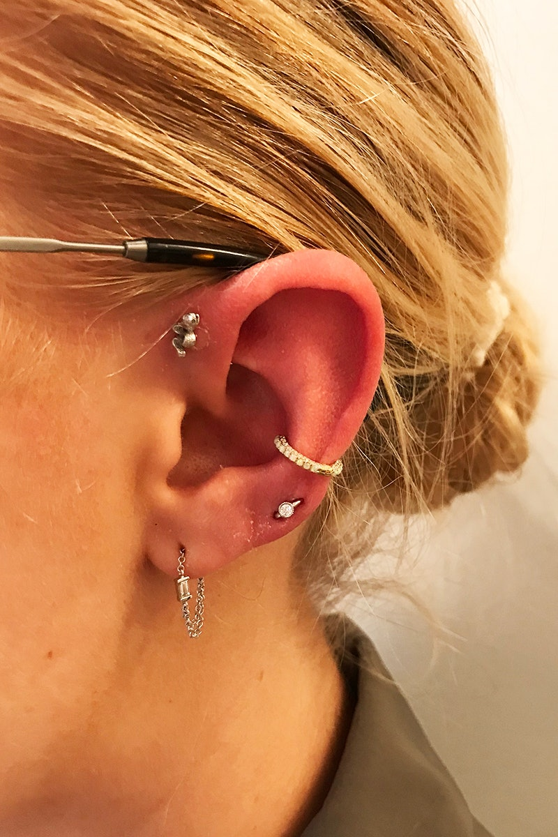 I Tried The Curated Ear Trend It Made Me Fall In Love With All My