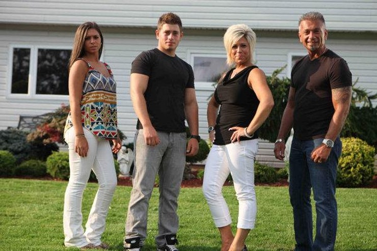 'Long Island Medium' Theresa Caputo & Husband Larry Separate