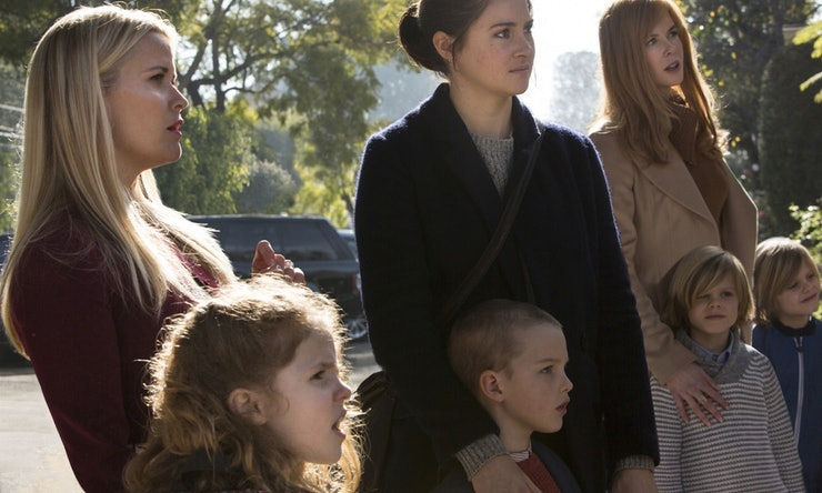 Big Little Lies season two confirmed with Reese Witherspoon and Nicole Kidman