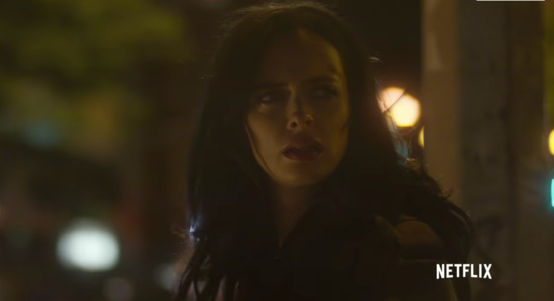 Jessica Jones returns for second season in March