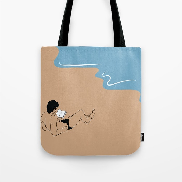 17 Bookish Tote Bags Perfect For Summer a0d92374264fd