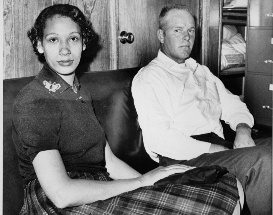First state law against interracial marriage