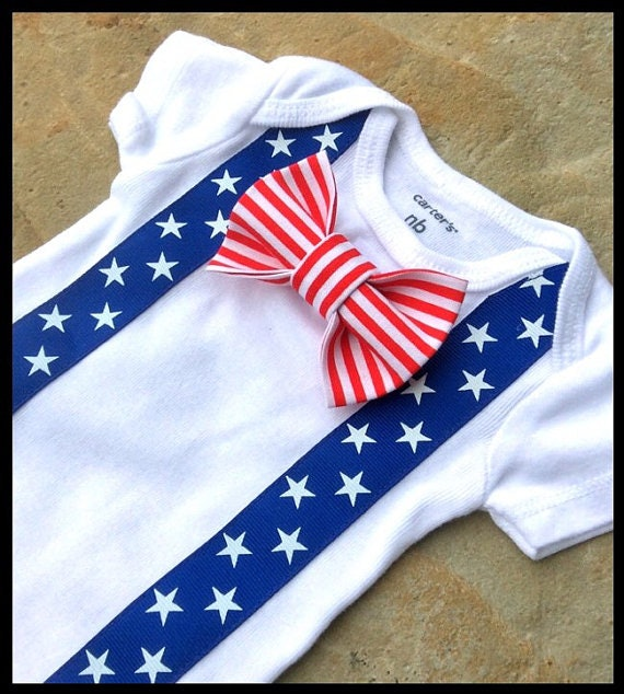 - 13 4th Of July Baby Outfits For Your Little Firecracker