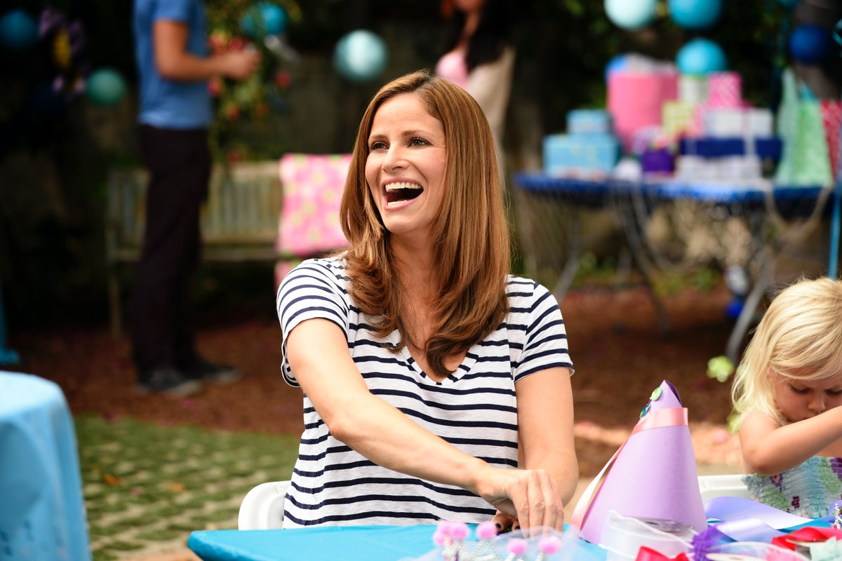 Andrea Savage Is Unapologetically Real In Her New Comedy Series 'I'm Sorry'
