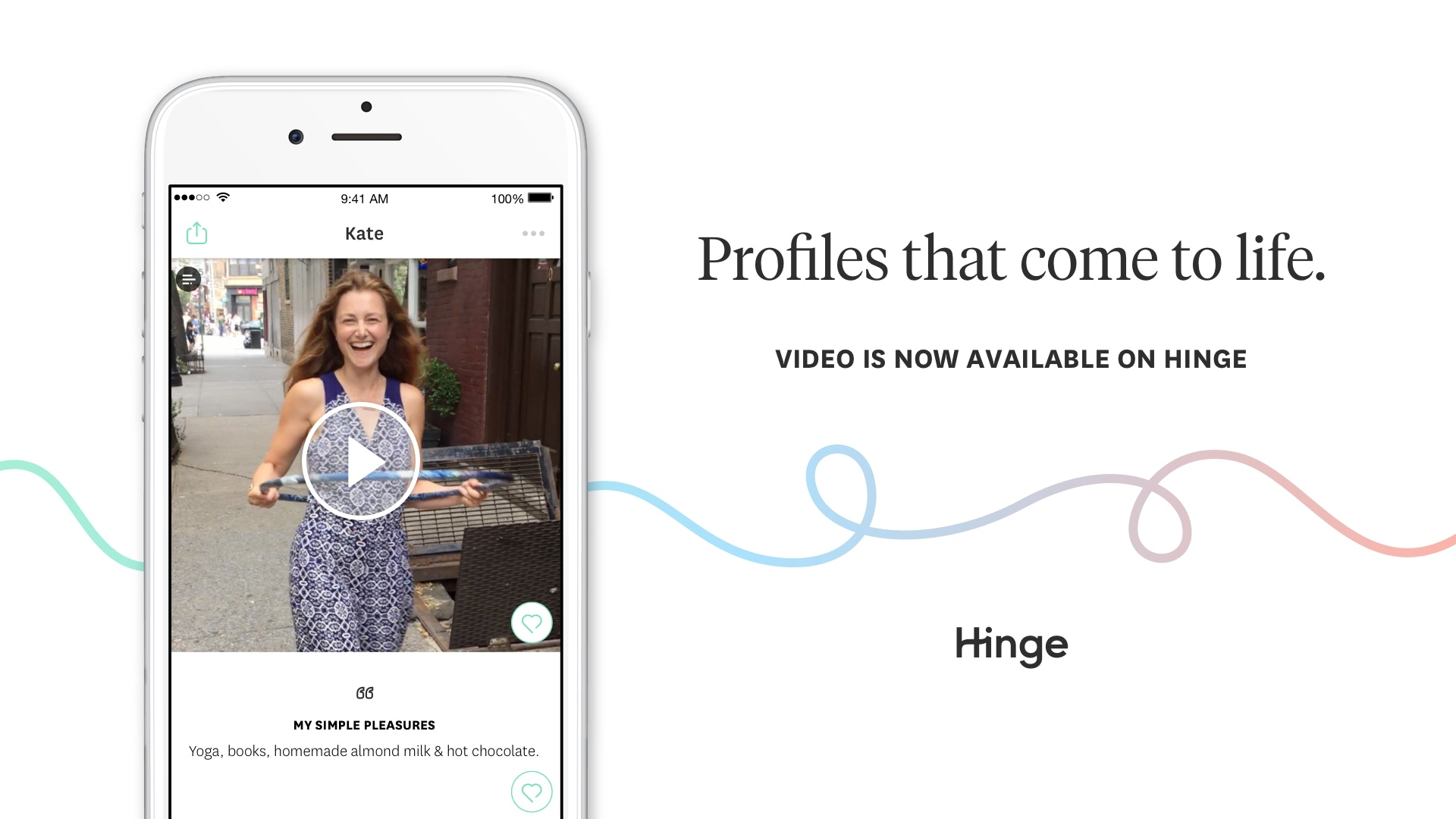 How to use hinge hookup app