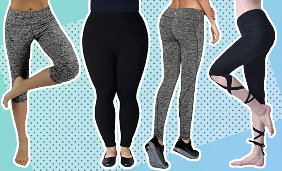 12 Leggings That Aren't See Through