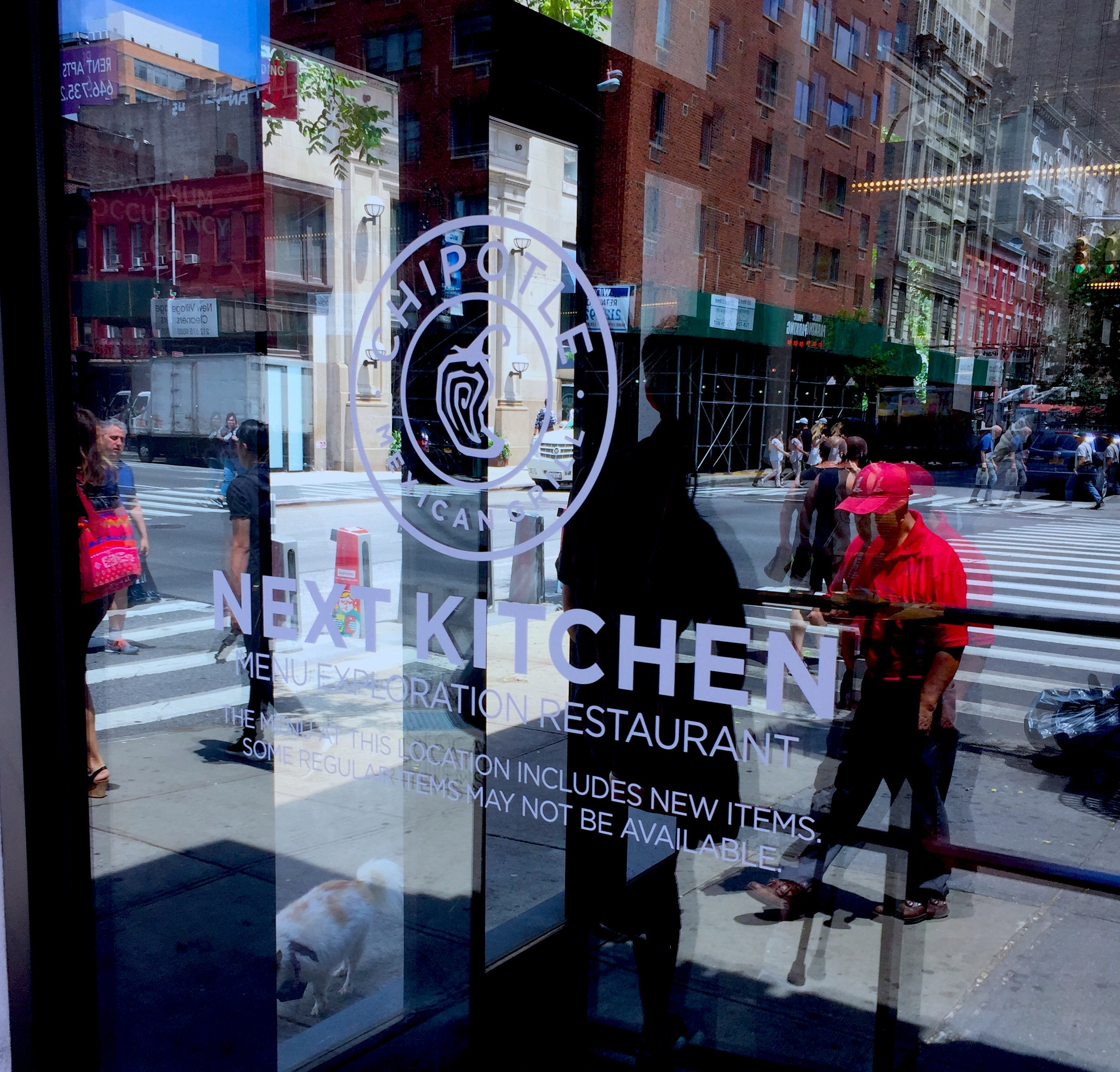 where is chipotle s test next kitchen if you live in nyc you