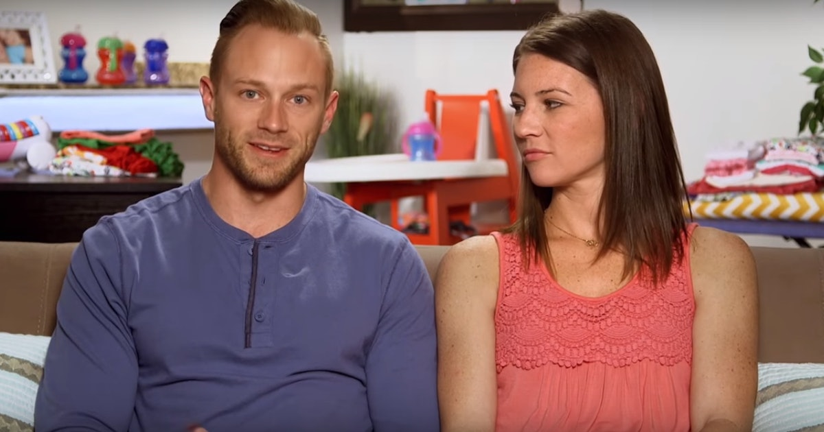 What is adam busby s job the 39 outdaughtered 39 star for Where is danielle s dad on outdaughtered