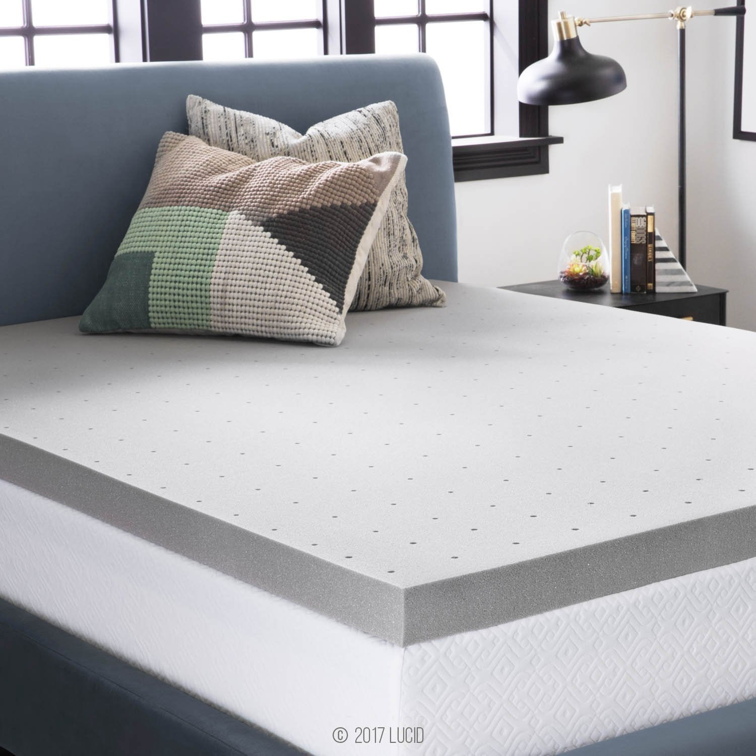 which vs better is mattress cool topper to use pad