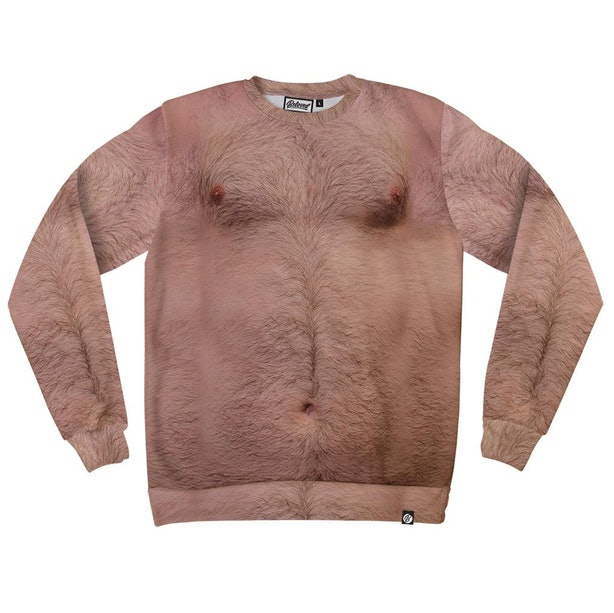 Sexychest Theme Halloween Sweatshirt Front 614 Fit Max Auto Format Fm 70