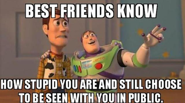 Funny Memes For Your Best Friend : National friendship day memes to get you in the spirit of the holiday