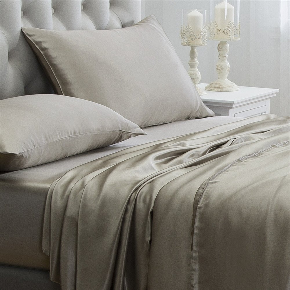 The 10 Best Silk Sheets
