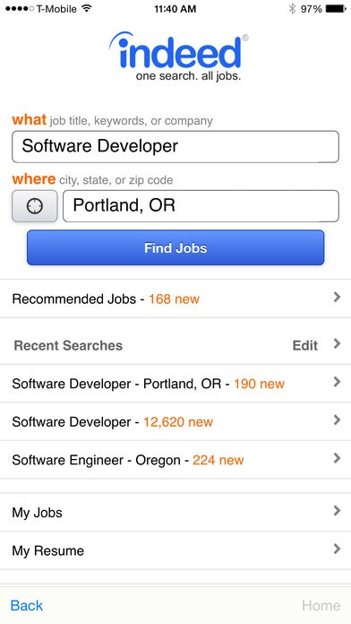 The Best Apps For Finding Jobs