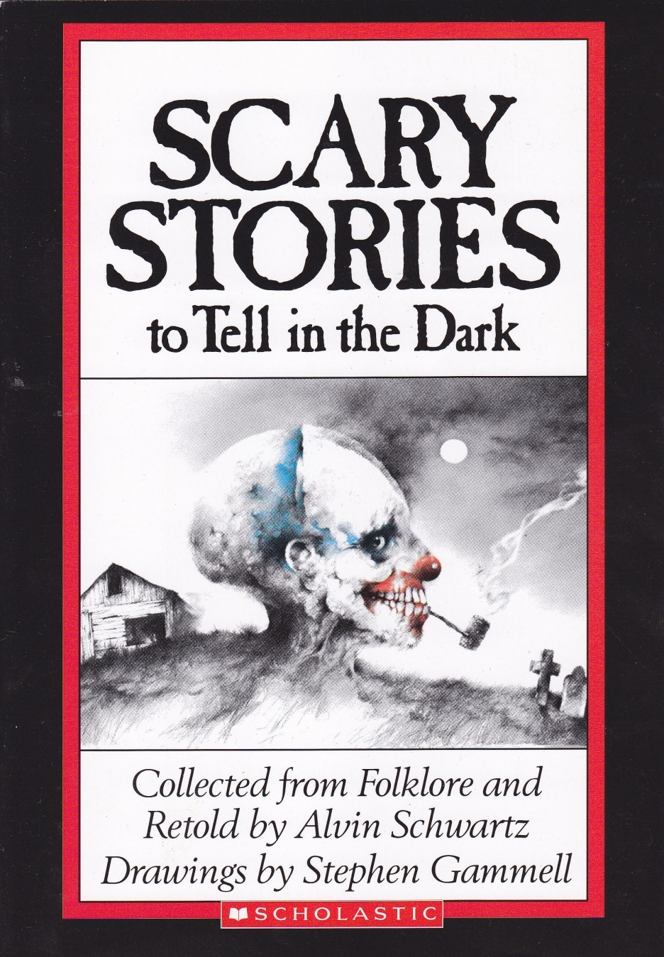 Who remembers the trilogy of Scary Stories to Tell in the Dark ...