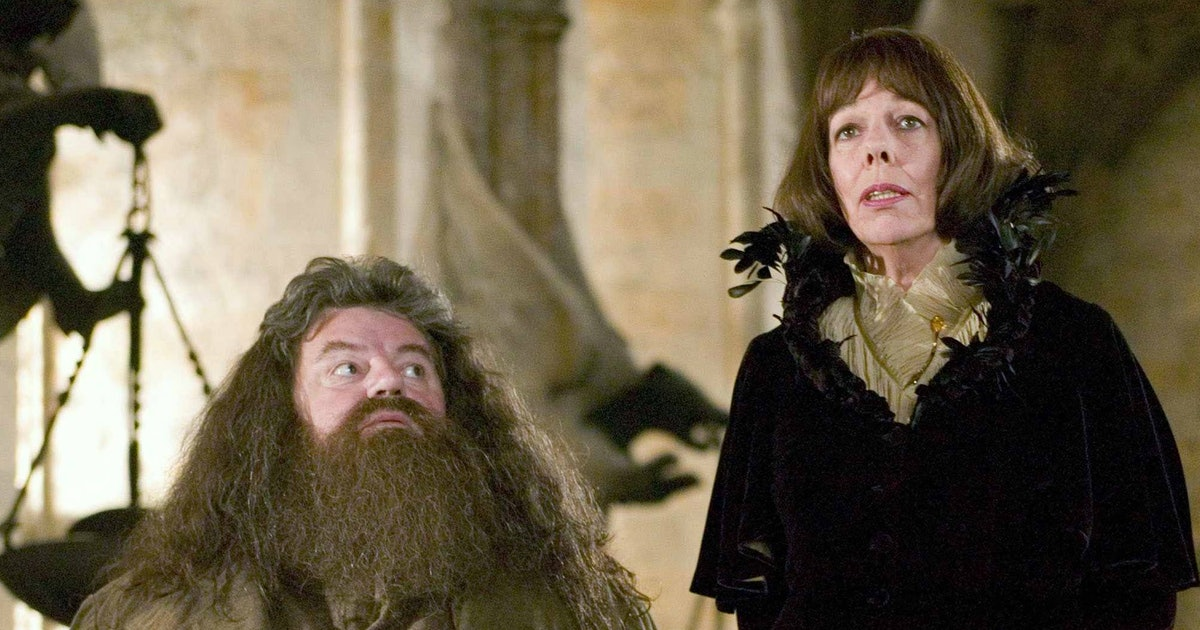 How Tall Is Hagrid In Real Life