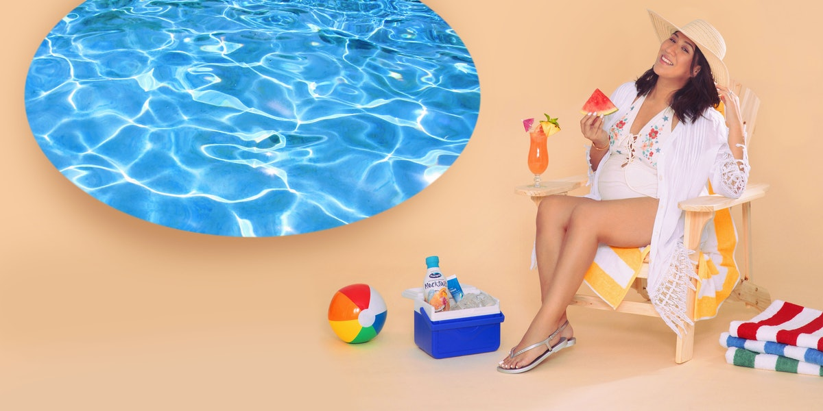 Genius Summer Survival Tips Every Pregnant Woman Needs To Know