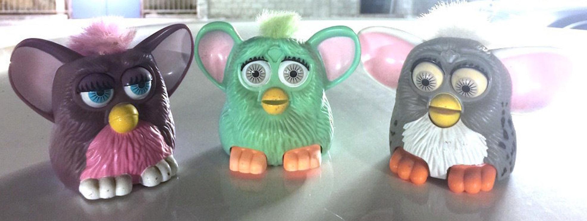 Animal Jam Mcdonalds Toys Uk