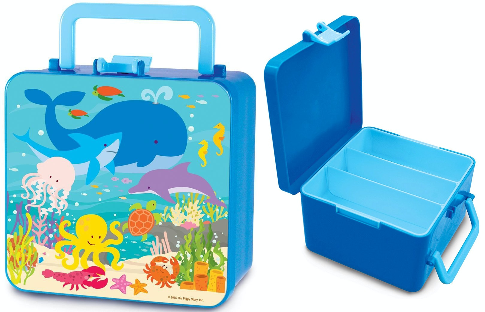 96c54dab039e The 13 Best Hard, Plastic Lunch Boxes For Kids That Are As Cute As ...