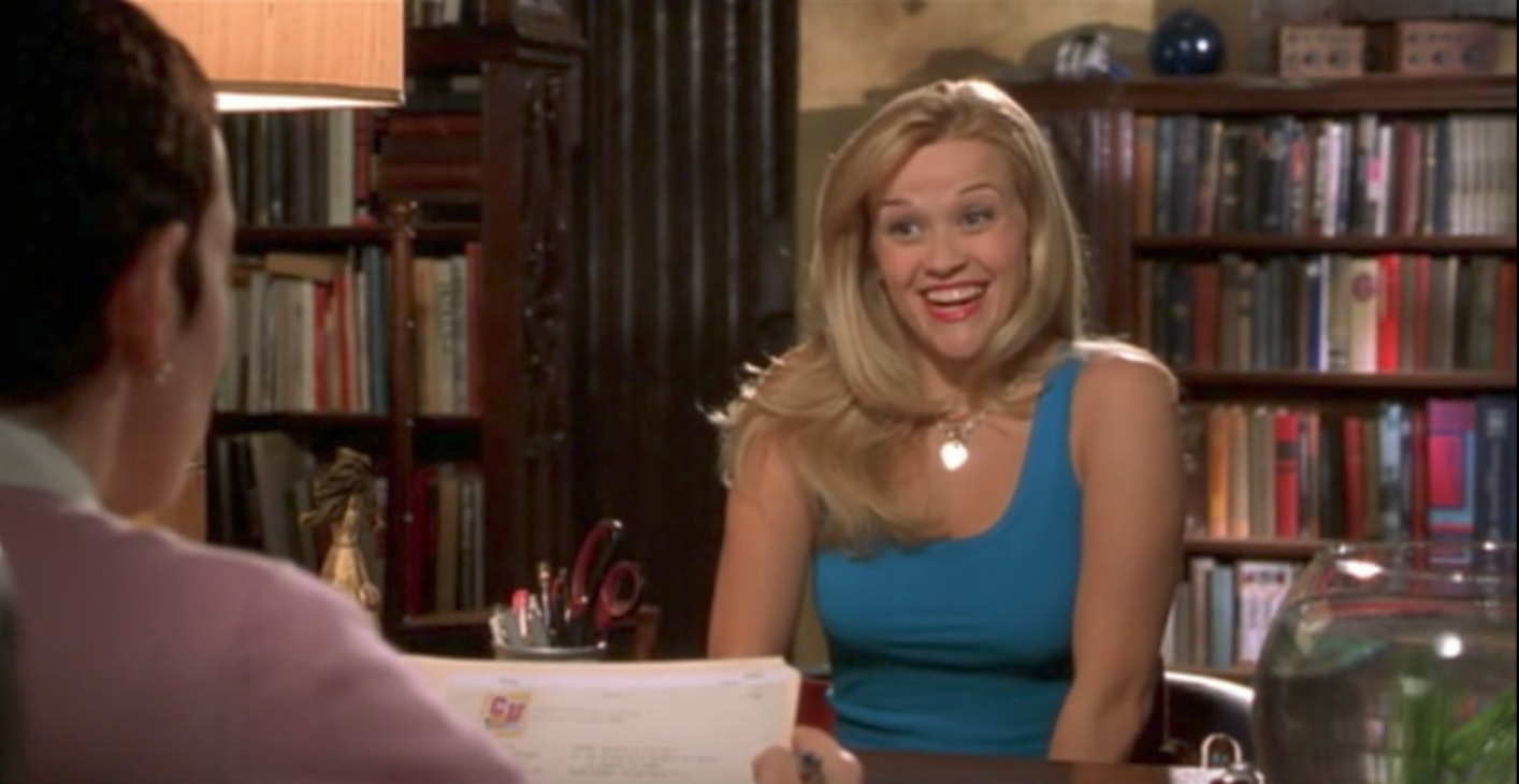 Legally Blonde Movie Clips