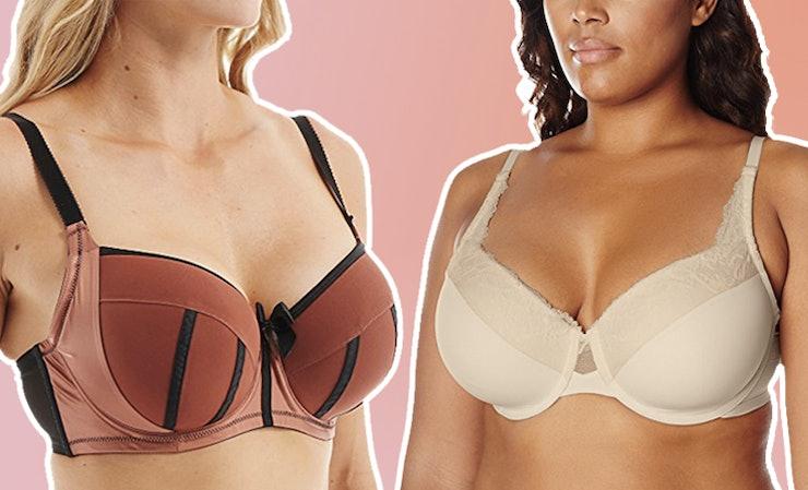 the 10 best plus size demi bras