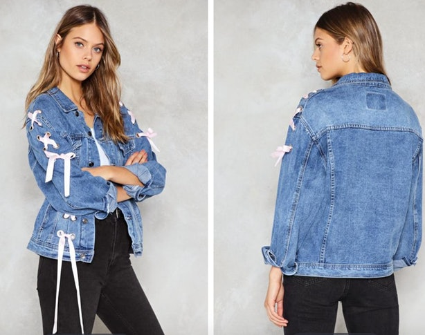 30 Oversized Denim Jackets That Make The Perfect Addition