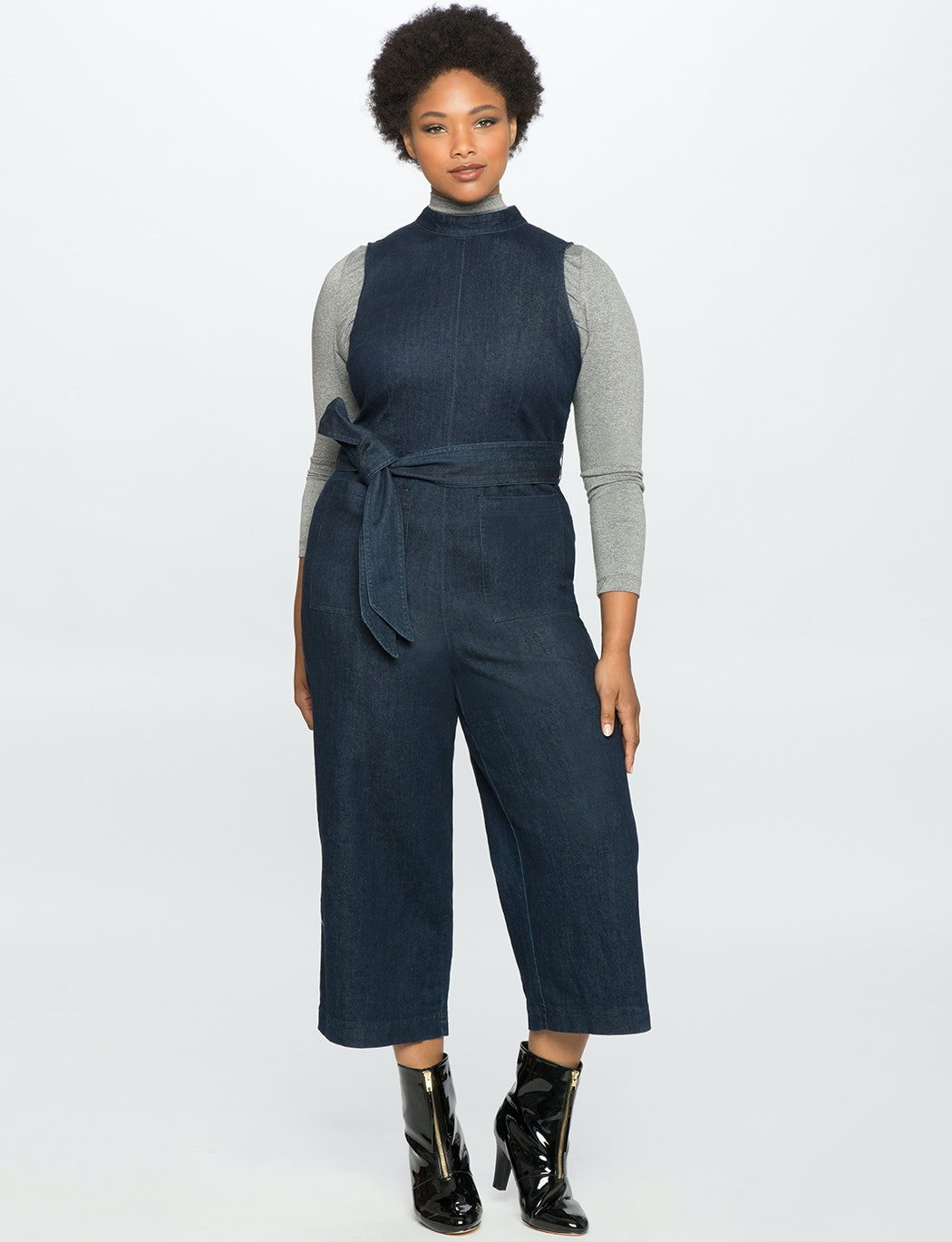 9a3900fa5b5 45 Plus Size Minimal Jumpsuits For The Most Effortlessly Perfect Fall Look