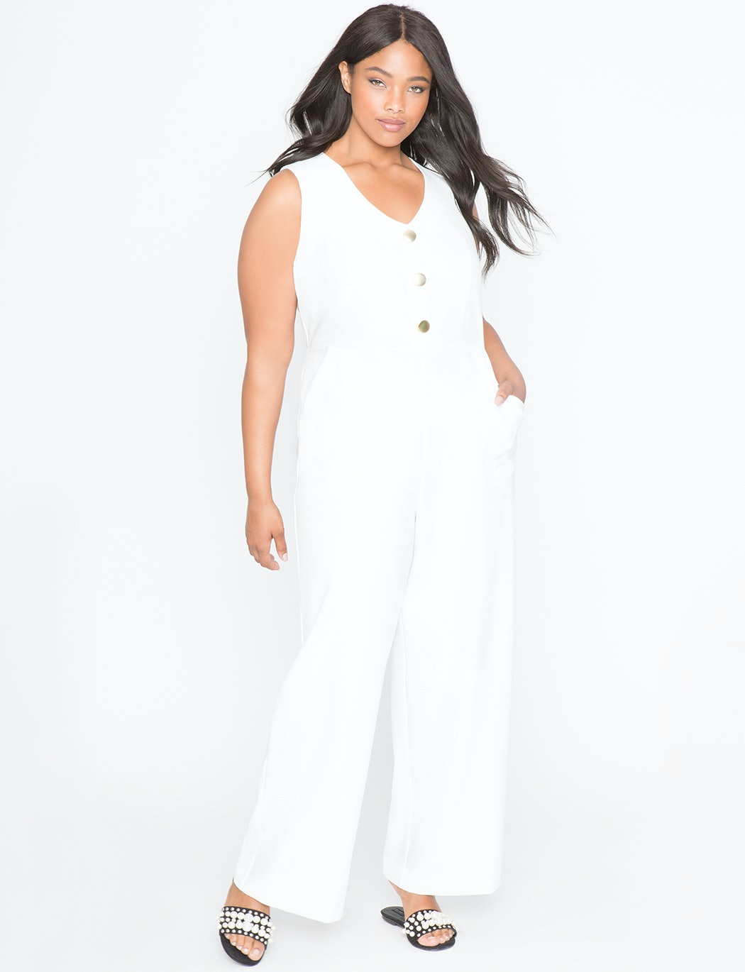 42f0a755377 45 Plus Size Minimal Jumpsuits For The Most Effortlessly Perfect Fall Look