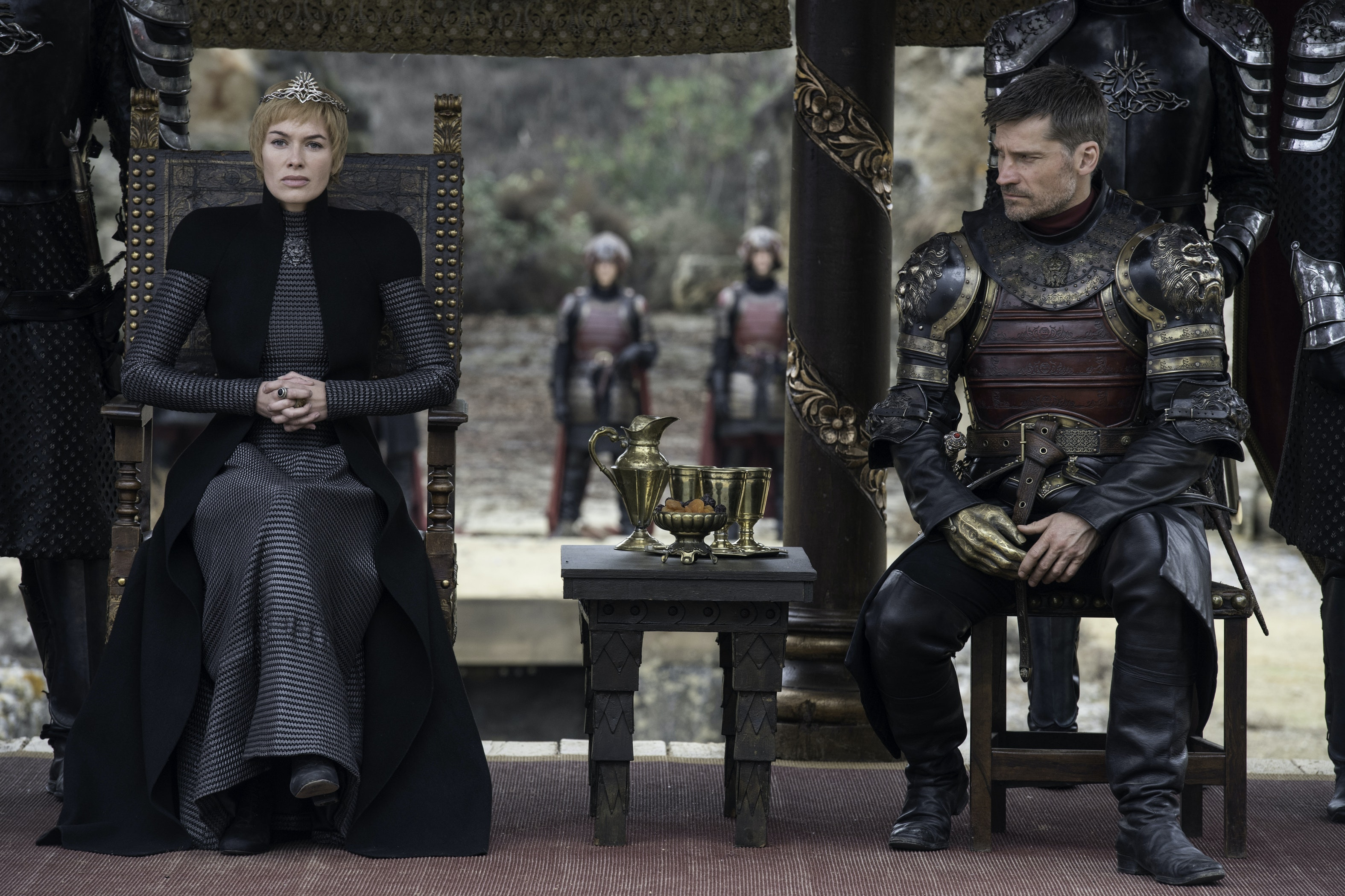 'Game of Thrones' power rankings, episode 707 'The Dragon and the Wolf'