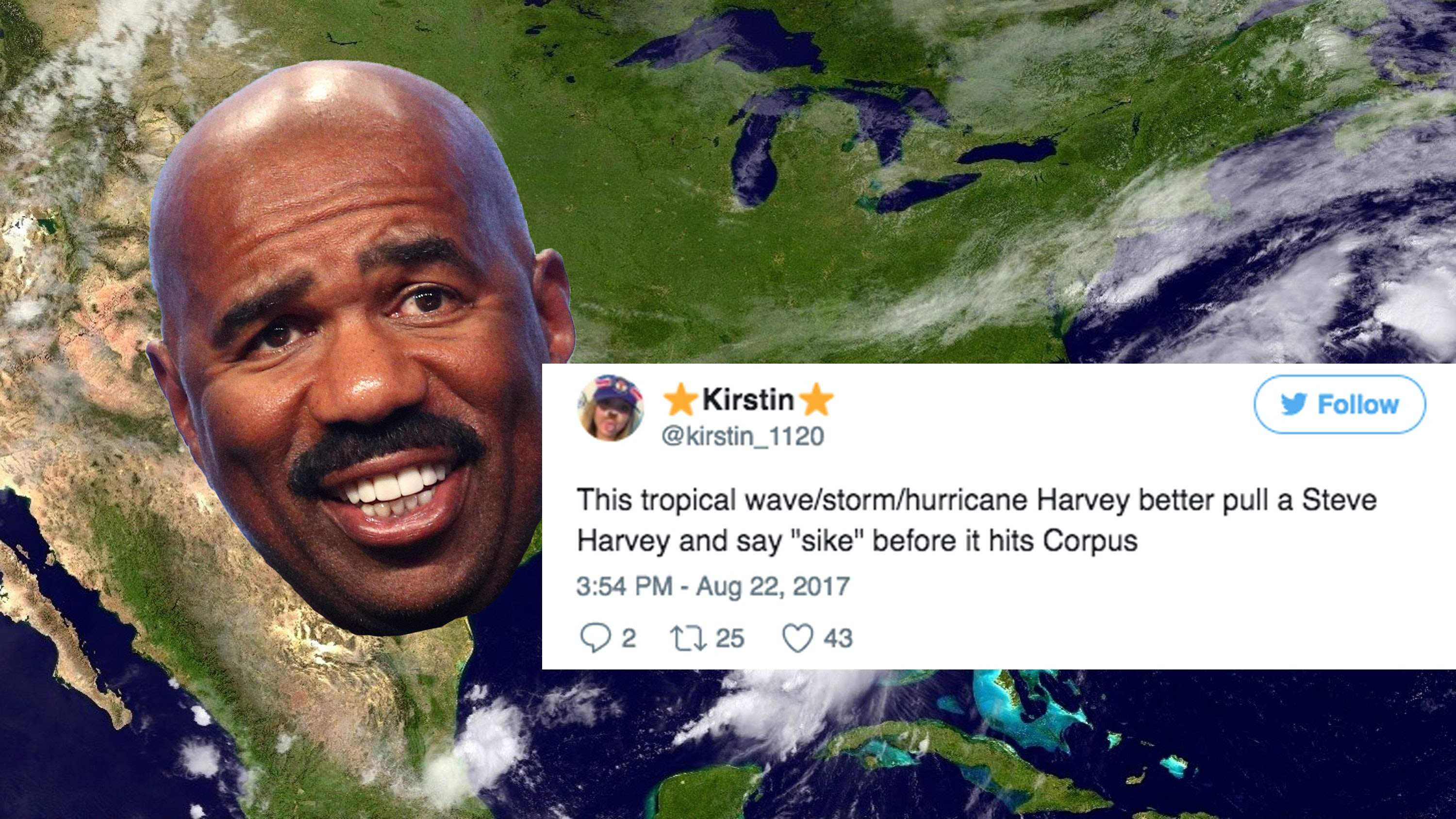 d25bef82 c314 4417 ac1a 06b4ed8b2a68 hurricanesteveharvey?w=740&h=444&fit=crop&crop=faces&auto=format&q=70 13 hurricane harvey memes making the rounds on twitter update