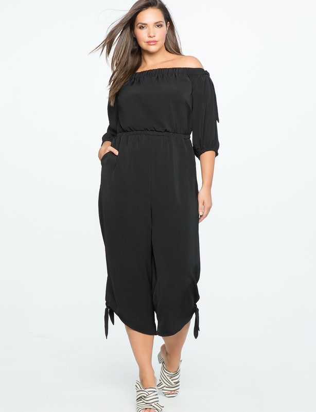 45 Plus Size Minimal Jumpsuits For The Most Effortlessly ...