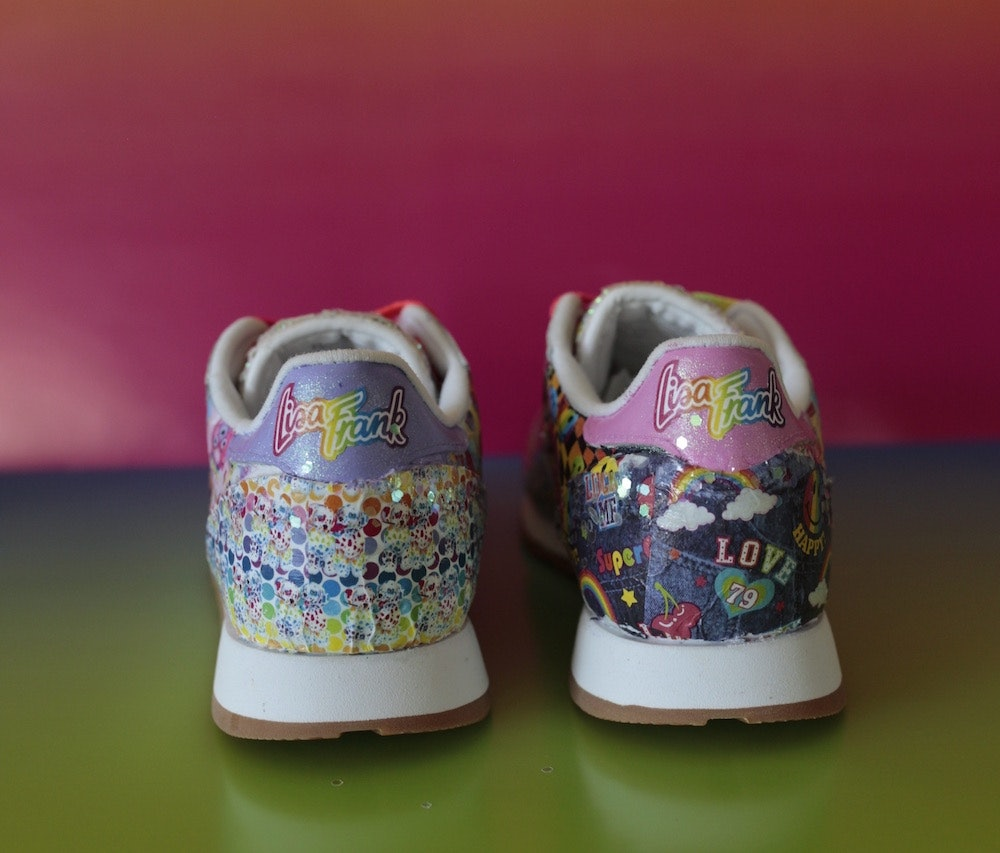 3d129312442 Lisa Frank   Reebok Just Teamed Up For The  90s Shoe Of Your Technicolored  Dreams