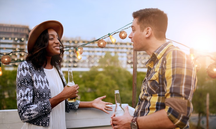 How to meet people outside if dating apps