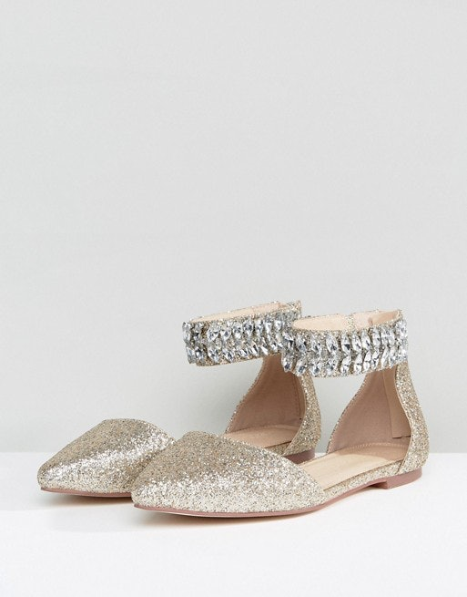 cff8184e6eb The 20 Best Sparkly Shoes For Fall 2017